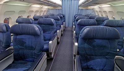 Air Canada Executive Class